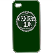 G'Knight Ride Color - iPhone 4/4s - Plastic Case