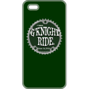 G'Knight Ride Color - iPhone 5 - Plastic Case